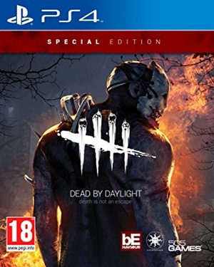 Dead By Daylight PS4 boxart