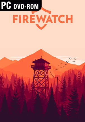 Firewatch PC boxart