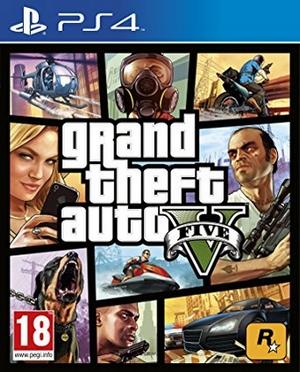 GTA V boxart