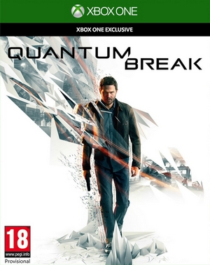 Quantum Break Xbox One boxart