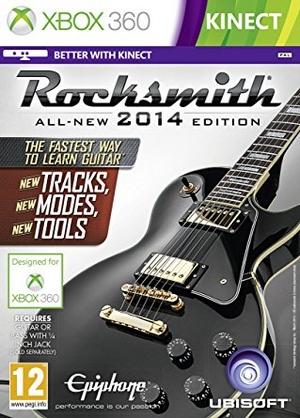 Rocksmith 2014 Edition boxart
