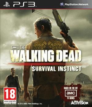 Survival Instinct PS3 cover