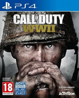 Call of Duty: WW2 boxart