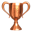 PlayStation bronze trophy